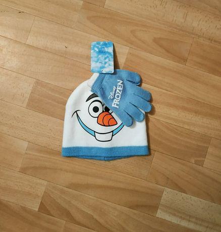 Шапка перчатки рукавицы для мальчика новый