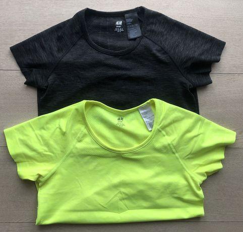 Damskie sportowe bluzki H&M / Fitness