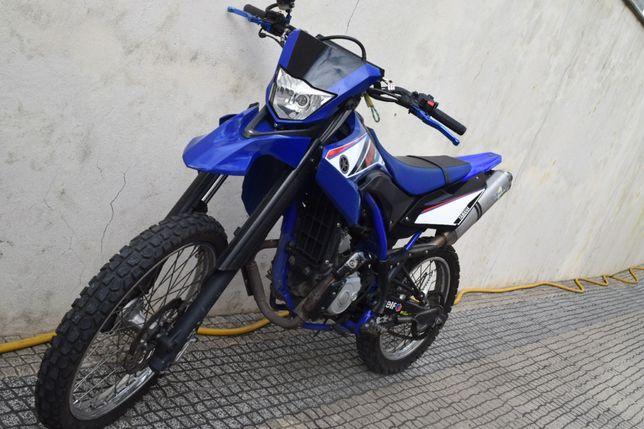 Yamaha wr125r oportunidade