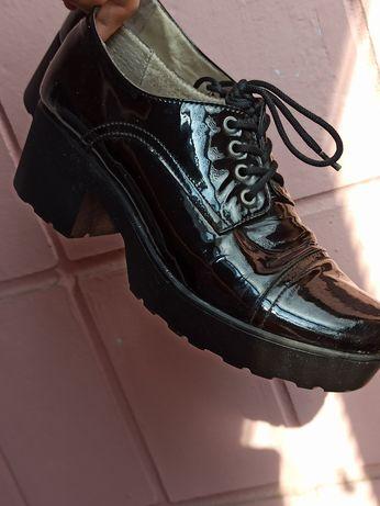 Ботинки женские (осенние)