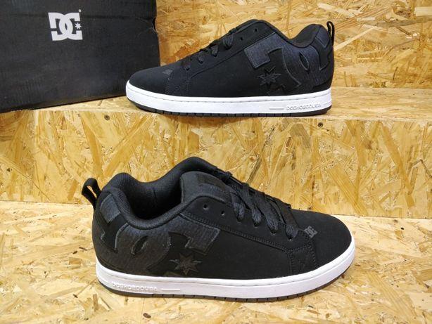 Кроссовки DC Shoes Court Graffic SE скейтеры кеды Новые Оригинал 41 45