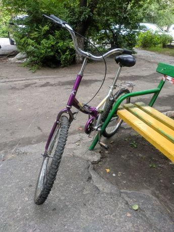 Продам Велосипед Skyline (складной)