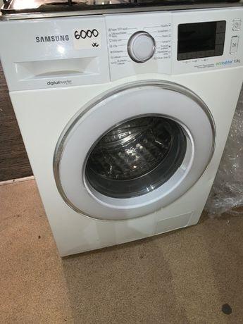 Сучасна пральна машина Samsung ecobubble 8 кг