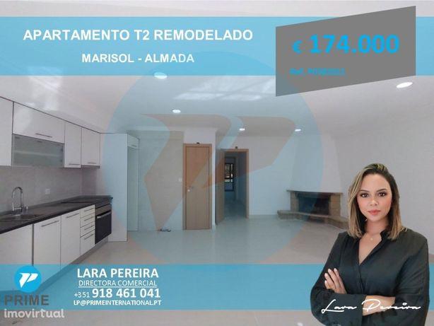 Apartamento T2 Totalmente Remodelado na Marisol, a 5min d...