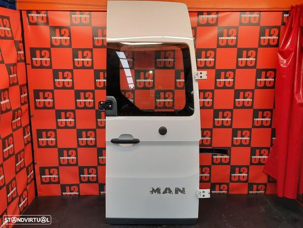 Porta mala esquerda VW Crafter / MAN TGE 18-