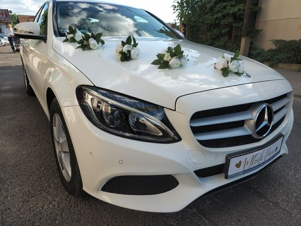 Mercedes Auto do ślubu