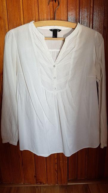 Biała koszula H&M Mama M