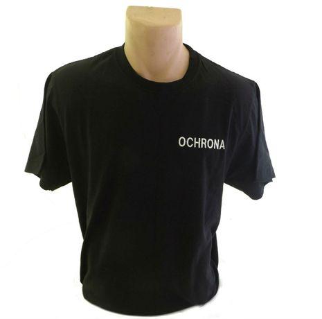 NOWA koszulka dla pracownika ochrony