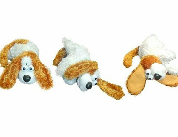 Интерактивная собака - крутится и смеётся