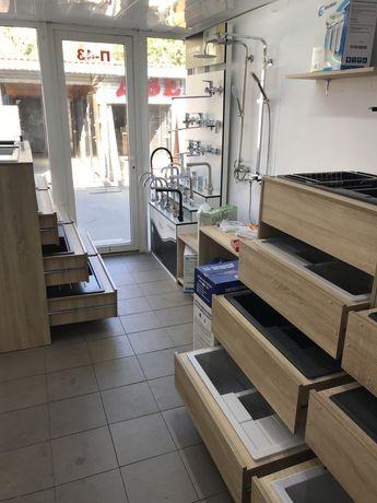 Продам кухоные гранитные мойки ,так же смесители и дозаторы в Цвет.