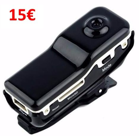 Mini Camara de bolso MD80