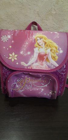 Портфель. Рюкзак. Принцесса. Золушка.