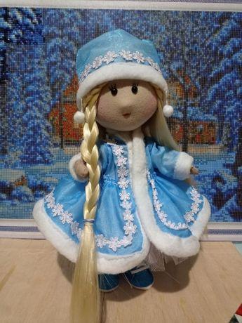 Текстильные куклы на любой вкус