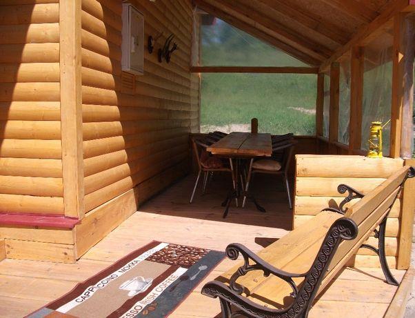 nocleg w drewnianym domku na Roztoczu (ferie 2021 - realizujemy bon tu