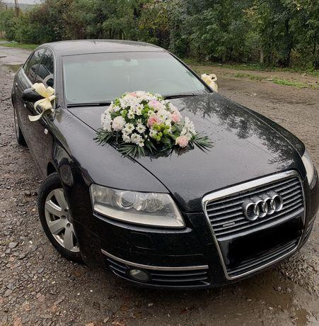 Замовлення авто на весілля, хрестини або інші свята