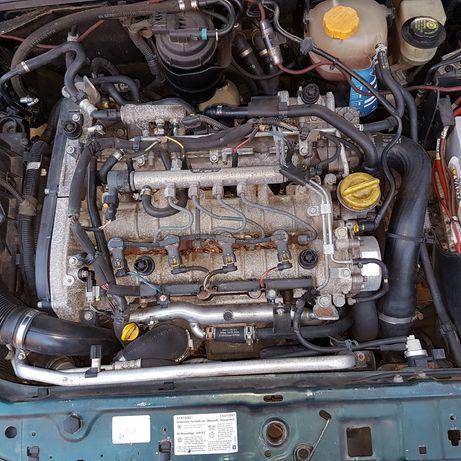 Silnik 1.9 cdti 150 km opel możliwość odpalenia.