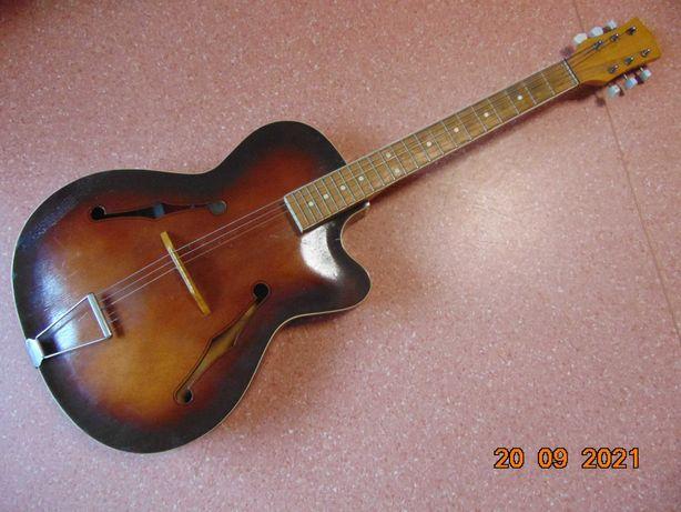 Gitara akustyczna Defil Jazz Archtop Hollow-body