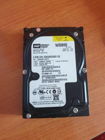 Disco Rígido HDD 3.5 80GB WD