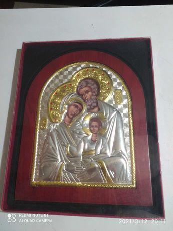 Ікона срібло, позолота, Єрусалим