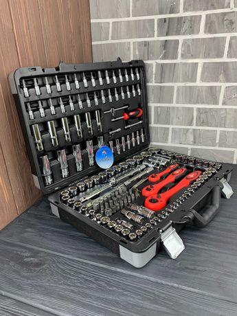 Профессиональный набор инструментов  151 ед, Cr-V INTERTOOL