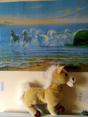 Лошадь мягкая