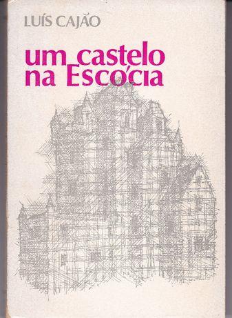 Raro - Luis Cajâo - Um Castelo na Escócia - autografado