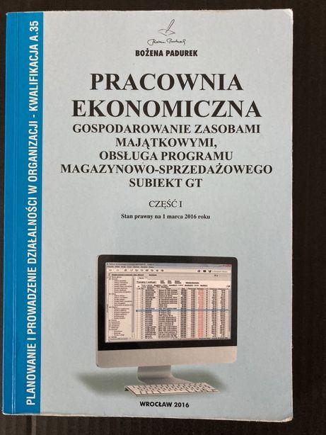 Pracownia ekonomiczna podręczniki