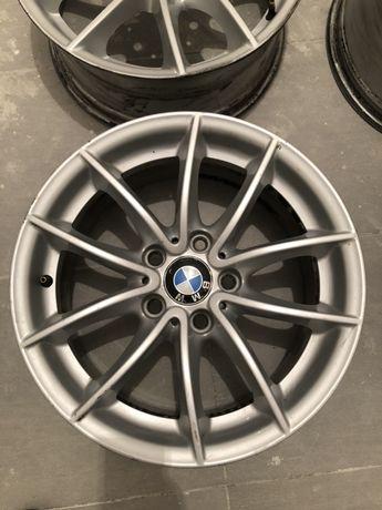 Felgi BMW 5x120 R17 aluminiowe + opony