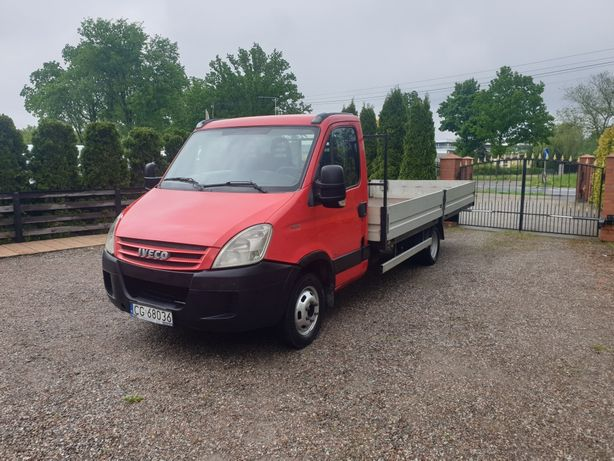 Iveco 35C15 3.0 HPI 2008 r SALONOWY