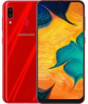 Samsung Galaxy A30 2019 3/32GB Red