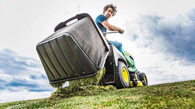 """""""Marcinkowscy"""" Traktor John deere X167R Nowy Mode 2021 Promocja!!!"""