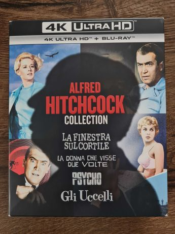 Alfred Hitchcock Collection 4K
