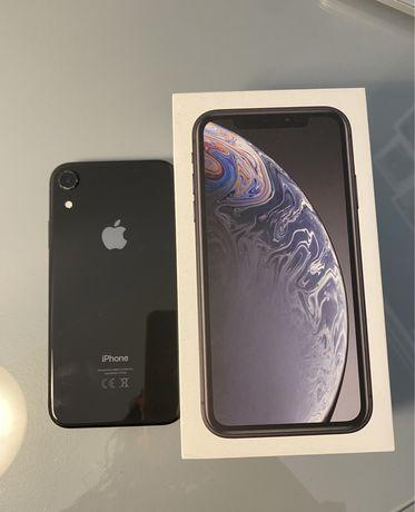 Iphone xr preto (apple)