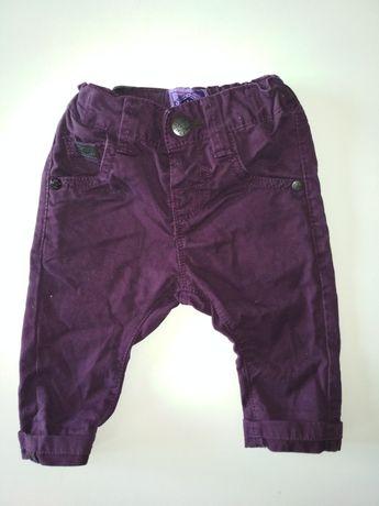 Spodnie dziecięce NOWE 82 cm