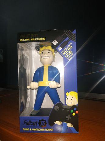 Fallout 76 Vault boy держатель для зарядки геймпада