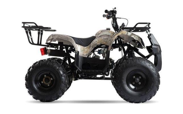 Quad XXL ZIPP ATV KIDD 125  na kołach 8
