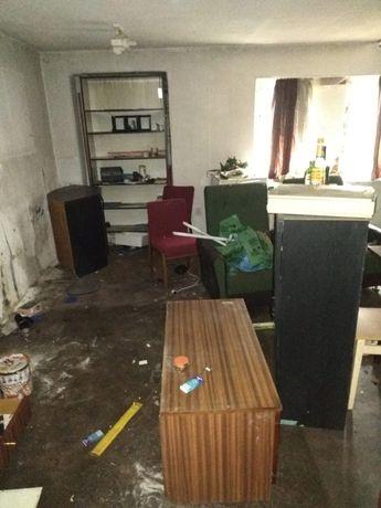 Oprurznianie pomieszczeń, mieszkań