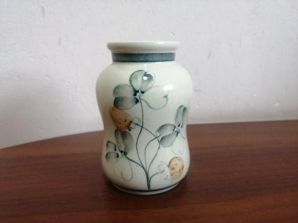 Wazon wazonik ceramika Bolesławiec 12 cm
