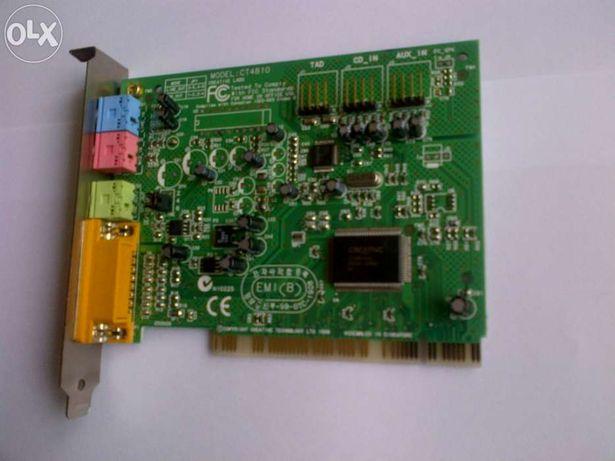 Placa Som Creative 128 Mod T4810