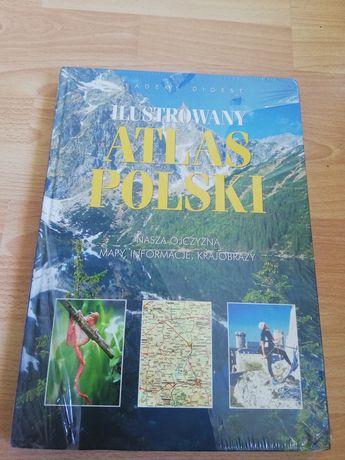 nowy ilustrowany atlas polski