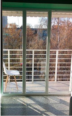 """Видовая квартира """"EcoGreen"""" в центре города в парковой зоне"""