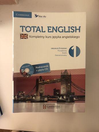 Total English 13 części NOWE