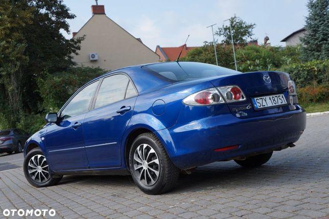 Mazda 6 2.0 Cd 121km  Klima  Stan Super  Piękny Kolor  Okazja