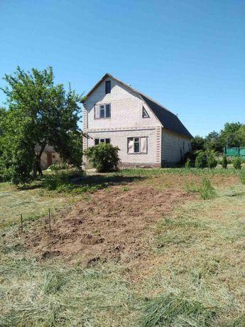 Продам дом в Чугуеве (п.Кочеток) без внутренних работ