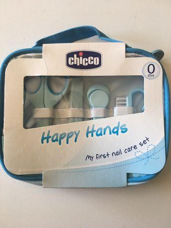 Kit CHICCO Happy Hands 0m+ NOVO