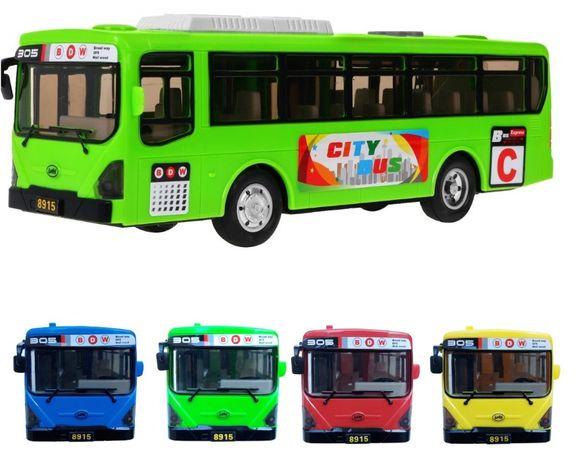 Duży Autobus Szkolny Gimbus Interaktywny skala 1:20