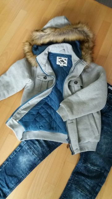 Bluza kurtka wiosenna, jesienna 128 Cool club