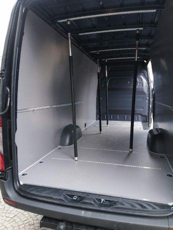 Mercedes Sprinter L4H2 Zabudowy do aut dostawczych wszystkich marek