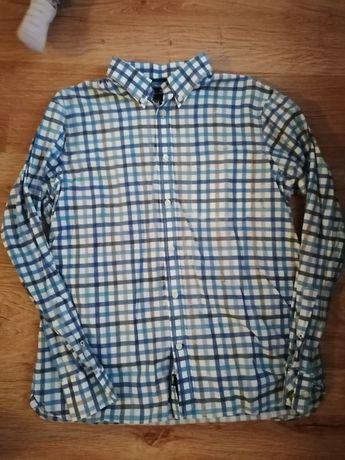 Koszula M w kratkę