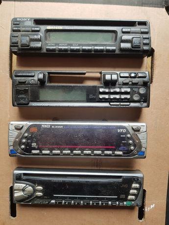 4szt radia panele samochodowe